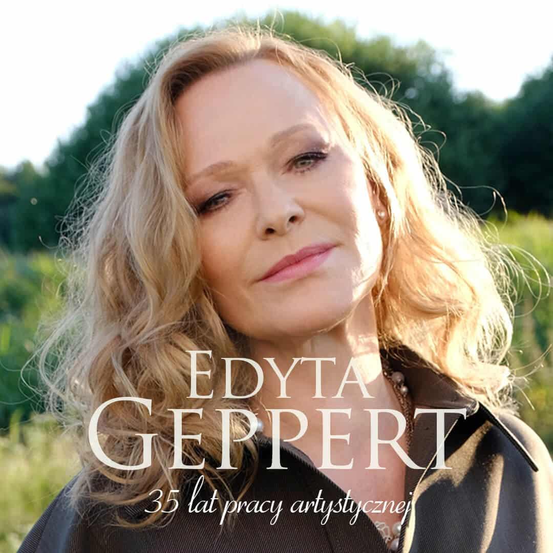 Plakat Edyta Geppert