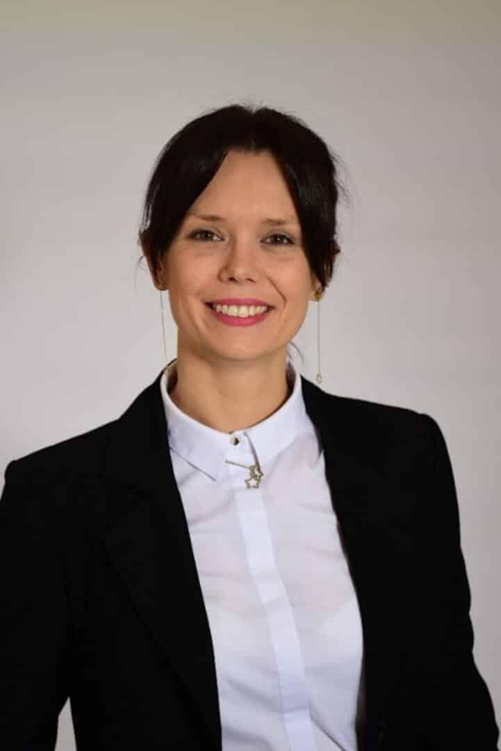 Katarzyna Bielska Dyrektor Zarządzająca MCER