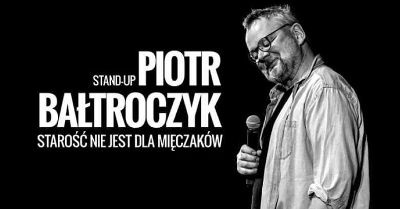 Piotr Baltroczyk Stand up 002